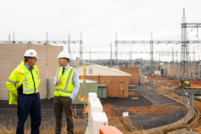 $32 MILLION TRANSGRID SUBSTATION UPGRADE POWERS REGION'S FUTURE