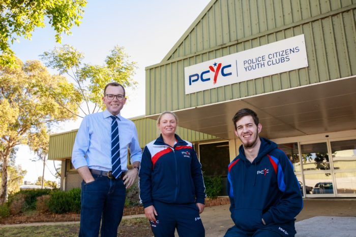 ANOTHER $200,000 TO COMPLETE INTERNAL FIT-OUT OF MOREE PCYC