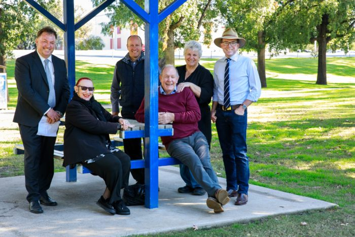 $2 MILLION MOREE PARKS UPGRADES TO ENTICE PROSPECTIVE RESIDENTS