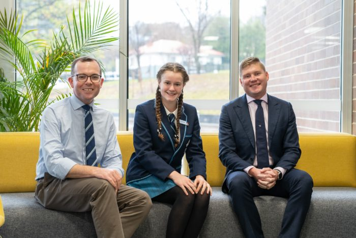 ARMIDALE STUDENT SELECTED FOR FIRST EDUCATION MINISTER'S COUNCIL