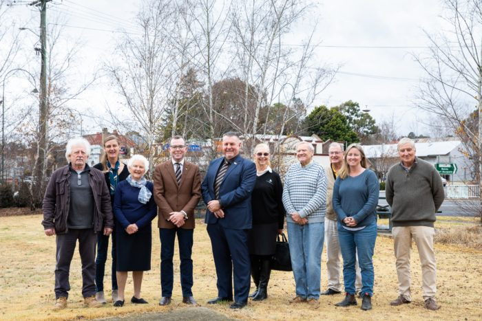 $2 MILLION SECURED TO 'TURBO-CHARGE' URALLA'S CBD & PARKS