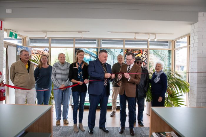 NEW-LOOK URALLA VISITOR INFORMATION CENTRE OPENED
