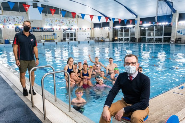 ARMIDALE ALLIGATORS SWIMMERS SNAP UP NEW WIRELESS TIMING SYSTEM