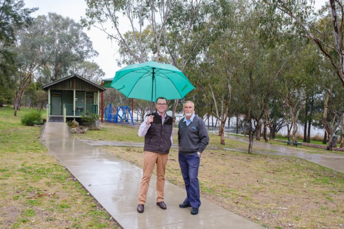 NEW ACCESSIBLE AMENITIES TO COMPLETE LAKE INVERELL UPGRADE