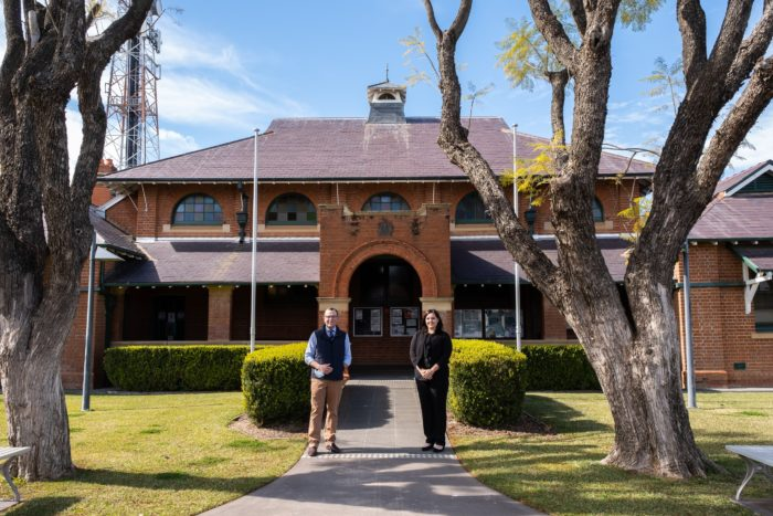 GAVEL FALLS ON UPGRADES TO MOREE AND BOGGABILLA COURT HOUSES