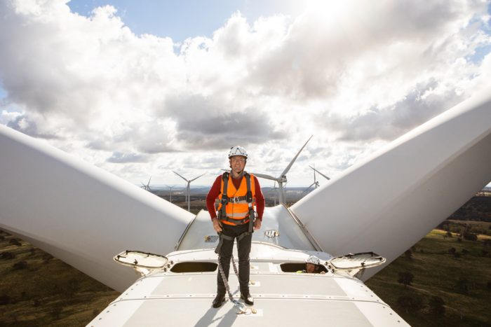 FLOOD OF INTEREST IN NEW ENGLAND RENEWABLE ENERGY ZONE