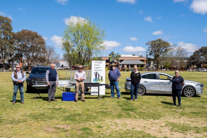 FAMILY SUPPORT SERVICES BENEFITS FROM BUSHFIRE GRANTS PROGRAM