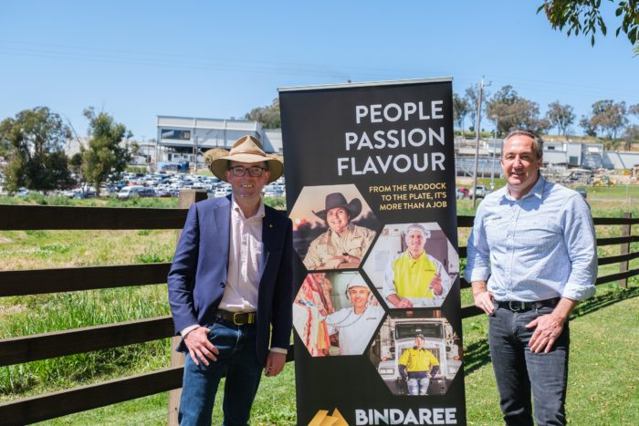 BINDAREE BEEF RAISES THE STEAKS WITH $4 MILLION FOR PLANT UPGRADE