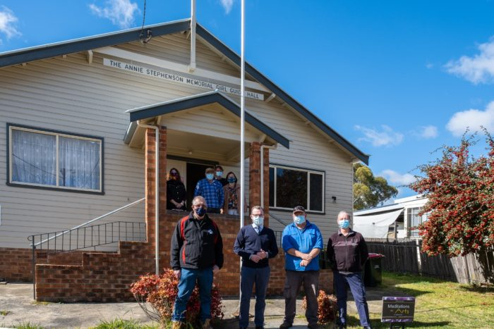 GLEN INNES GEMS CLUB STRIKES GOLD WITH NEW HOME