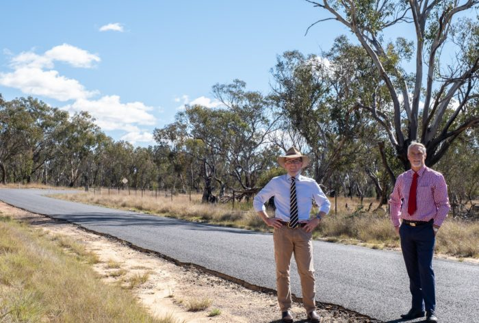 $875,000 SECURED FOR SIGNIFICANT UPGRADE OF TINGHA'S HOWELL ROAD