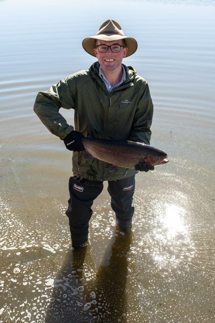 $144,000 JETTY TO MAKE DUMARESQ DAM AN INLAND FISHING DESTINATION