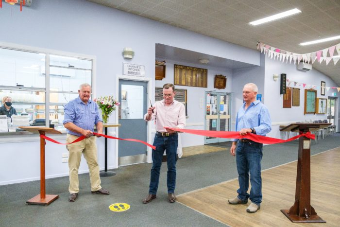 $315,000 WARIALDA GOLF & BOWLING CLUB RENOVATIONS OFFICIALLY OPEN