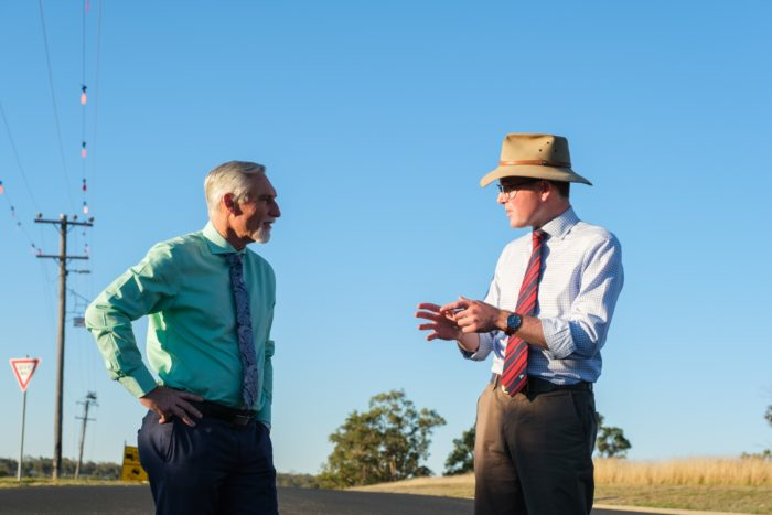 $911,000 SECURED TO IMPROVE MOORE STREET ACCESS TO INVERELL HOSPITAL