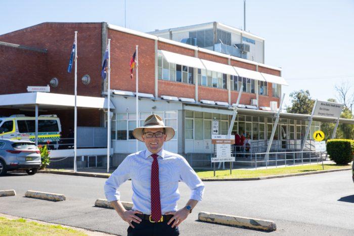 MASTERPLANNING BEGINS ON $80M MOREE HOSPITAL REDEVELOPMENT